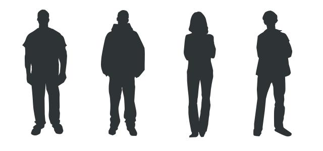 No hay dos personas iguales