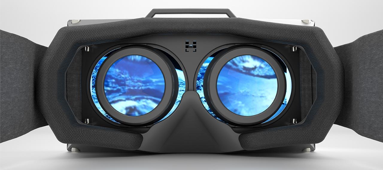 vrAse permite convertir un móvil en unas gafas de RV