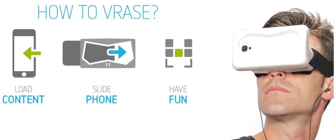 Funcionamiento de vrAse