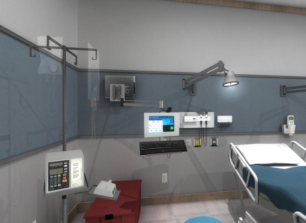 Demo médica de Arch Virtual