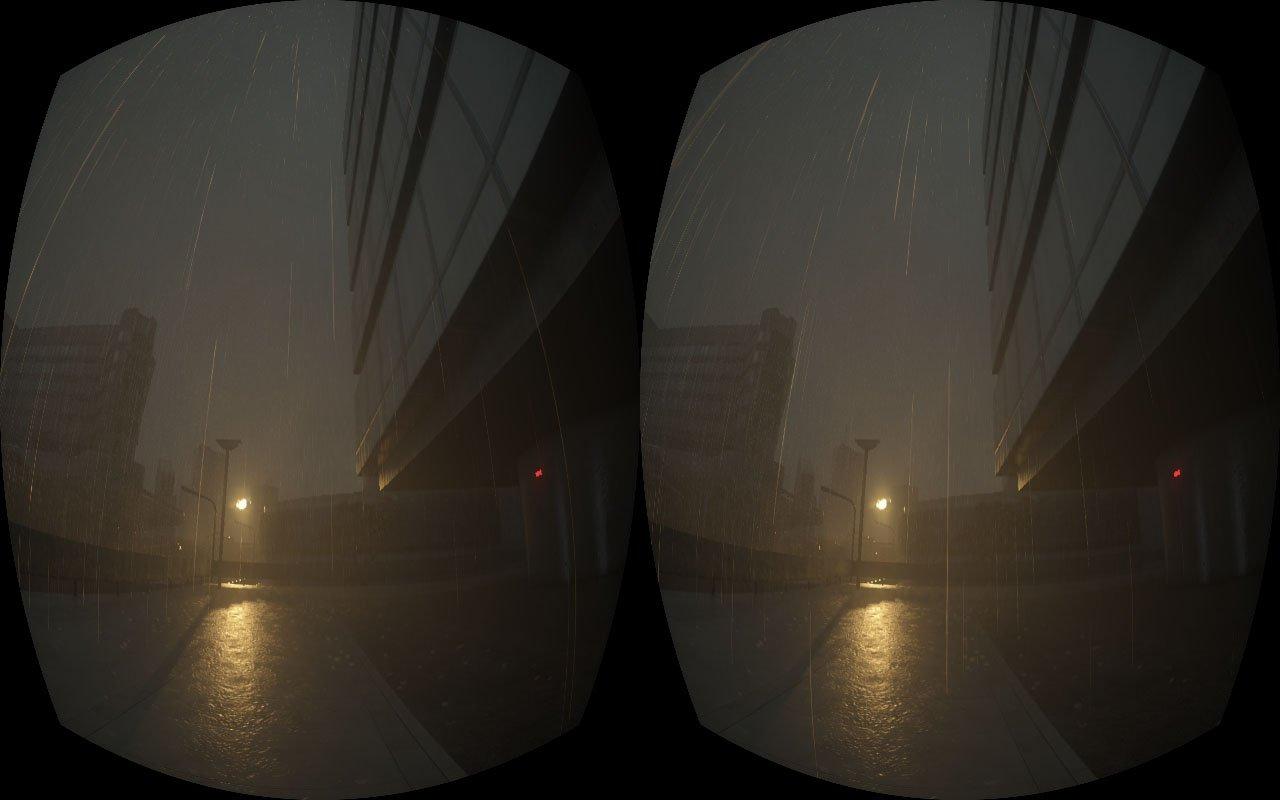 Imagen de prueba de Reset para el Oculus Rift