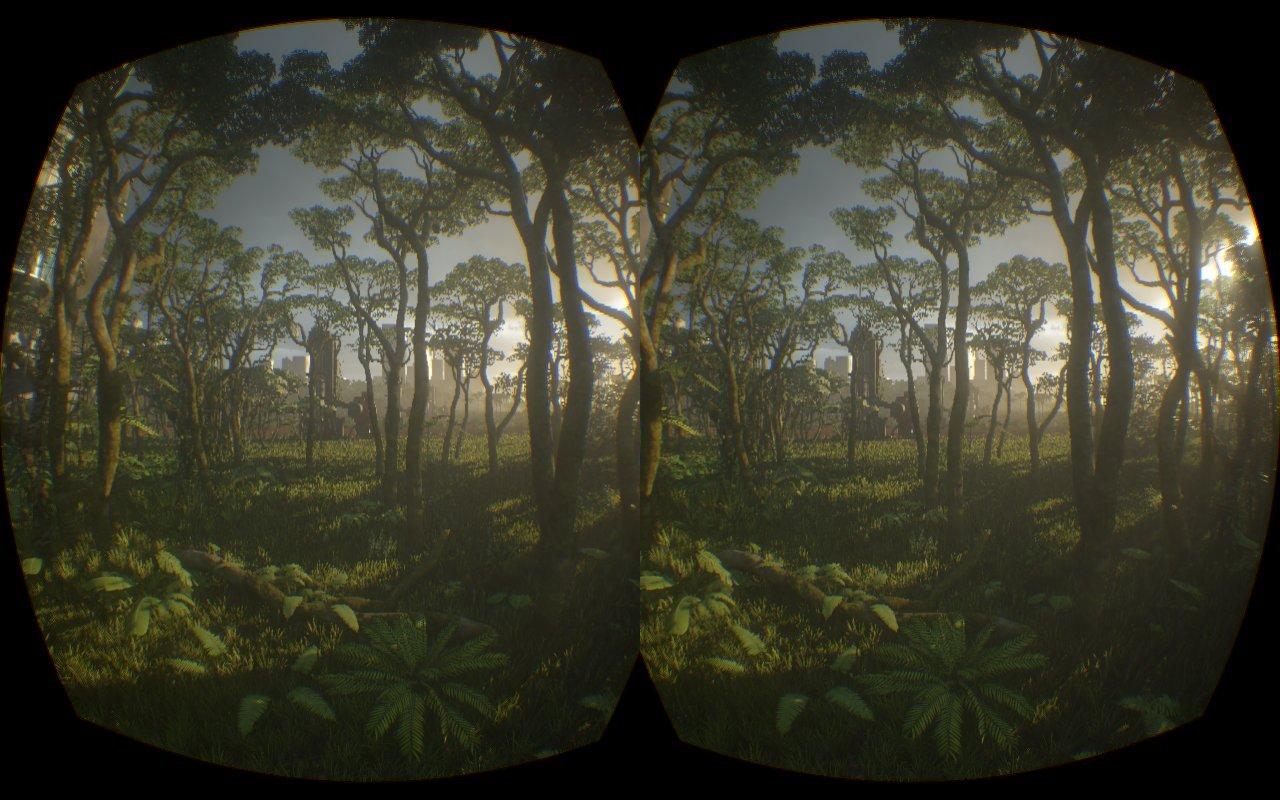 Reset en el Oculus Rift