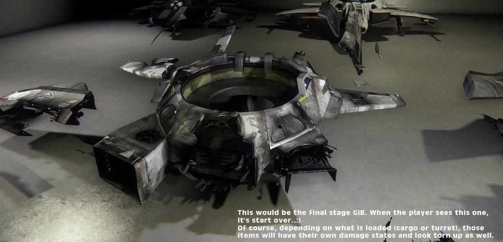 Módulo de combate de Star Citizen
