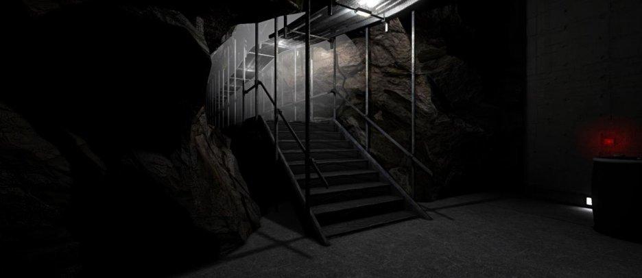 Imagen del juego de nDreams para Oculus Rift