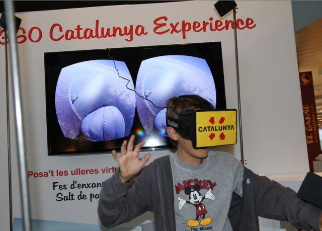 360 Catalunya Experience