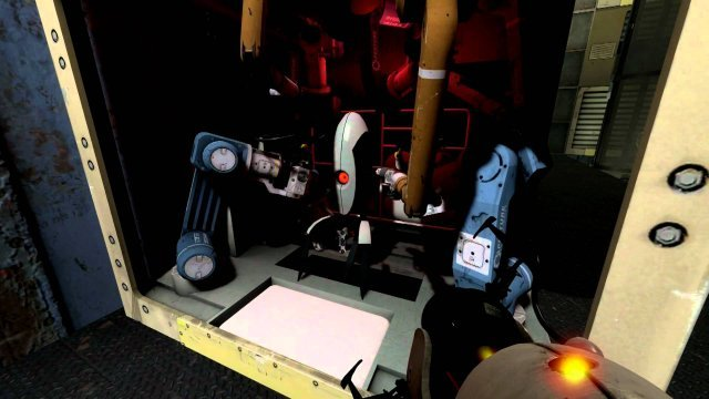 Demo de Valve para realidad virtual
