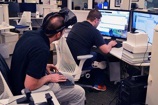 Laboratorio de Oculus VR