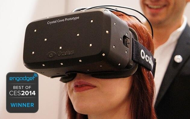 Oculus Rift, Best of CES 2014