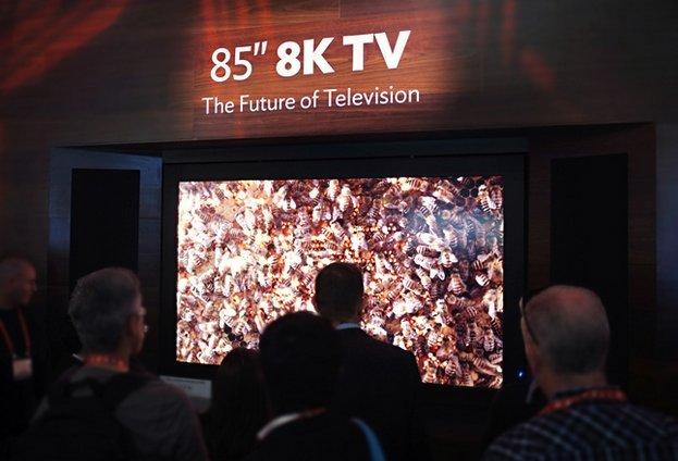 Televisor Sharp 8K