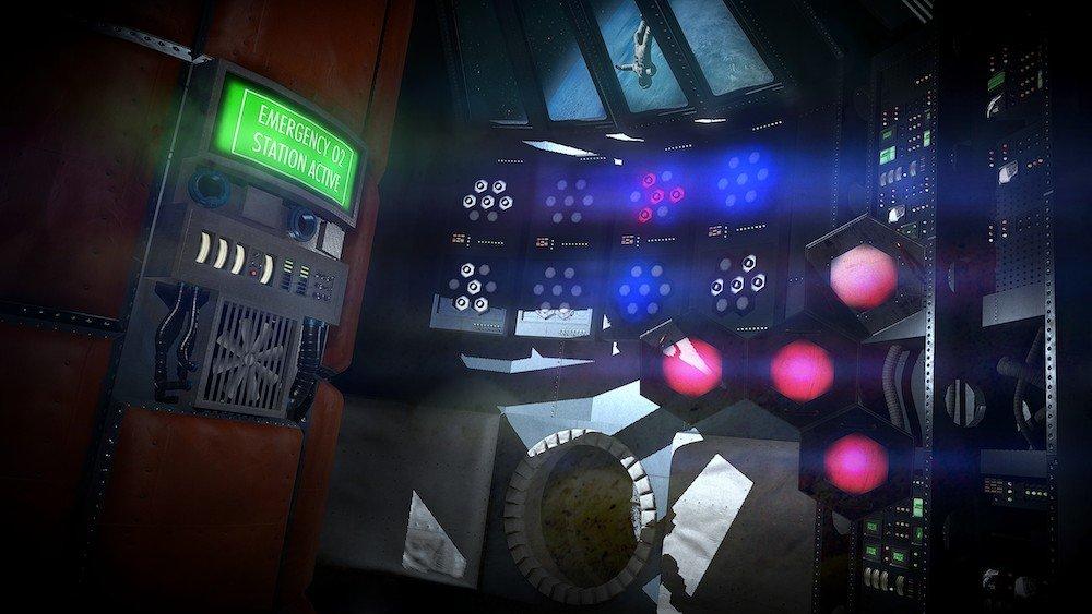 Captura  de pantalla de Adr1ft