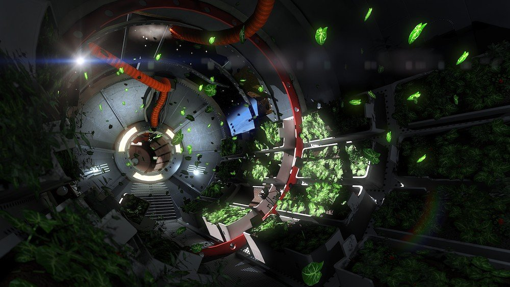 Captura de pantalla de Adr1ft