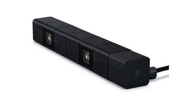 Cámara estéreo de la PS4