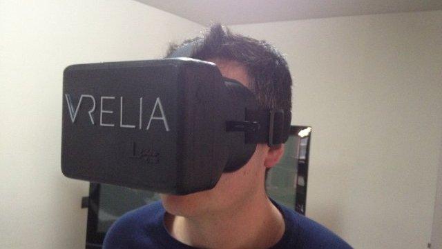 Prototipo de VReye