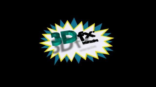 Logo de 3Dfx