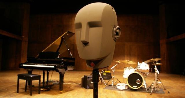 Grabación de audio binaural