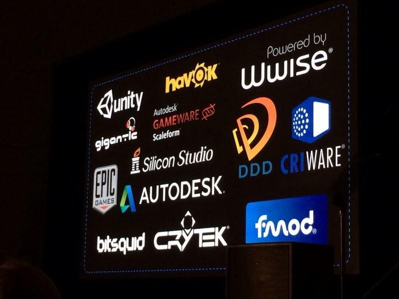 Creadores de contenido para la RV de Sony