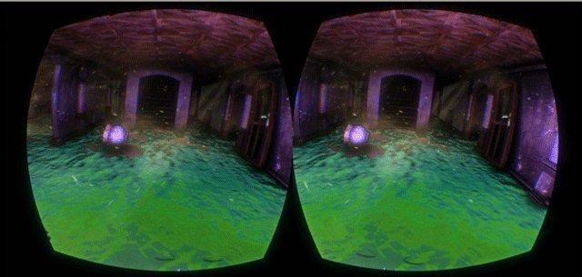 Spectre en Oculus Rift