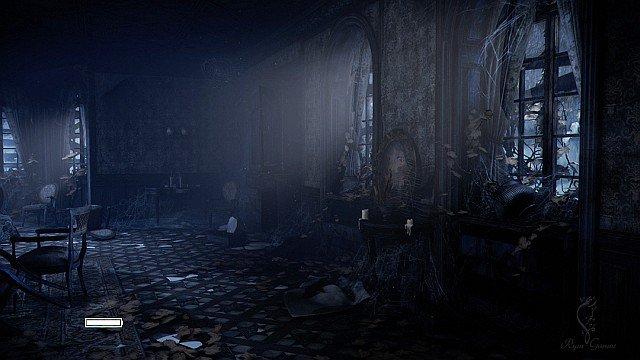 Captura de pantalla de The Conjuring House