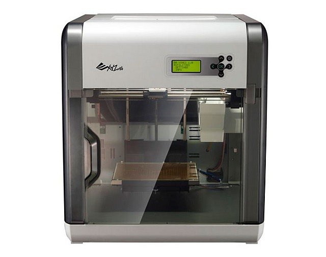 Impresora 3D Da Vinci