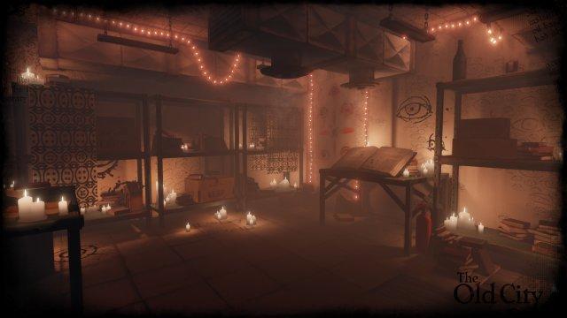 Captura de pantalla de The Old City