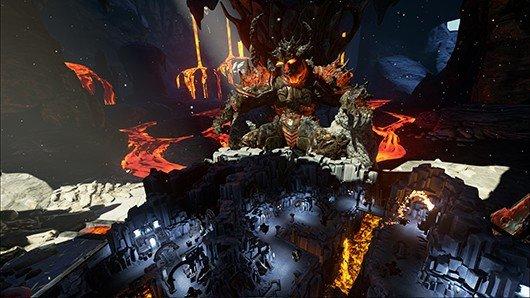 Juego de estrategia para Unreal Engine 4 y Oculus Rift