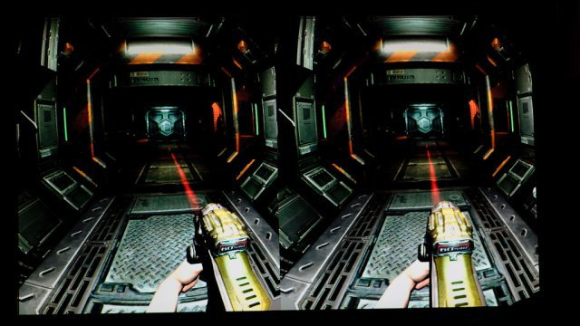 Doom 3 en el Oculus Rift