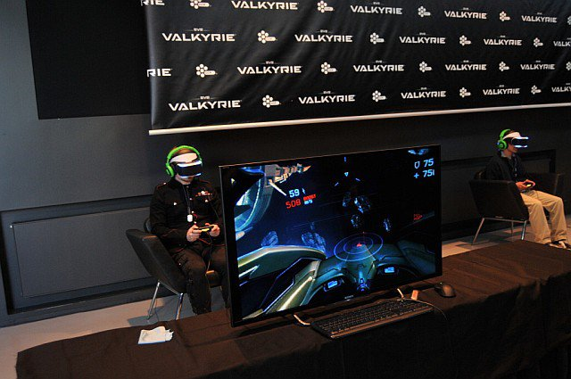 EVE: Valkyrie en PS4 con Project Morpheus