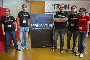 Todo el equipo de Real o Virtual
