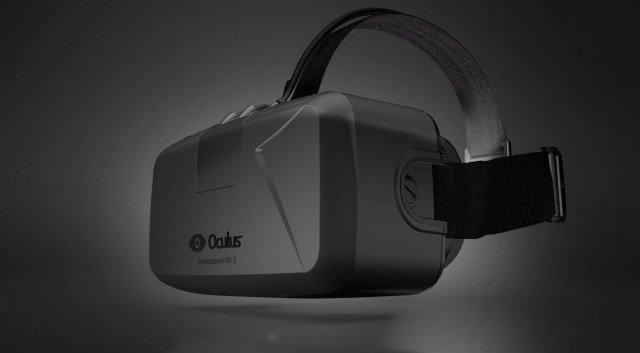 Render del DK2 de Oculus Rift