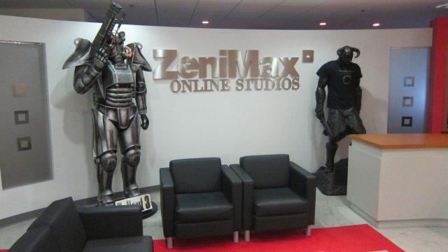 Oficinas de ZeniMax Studios