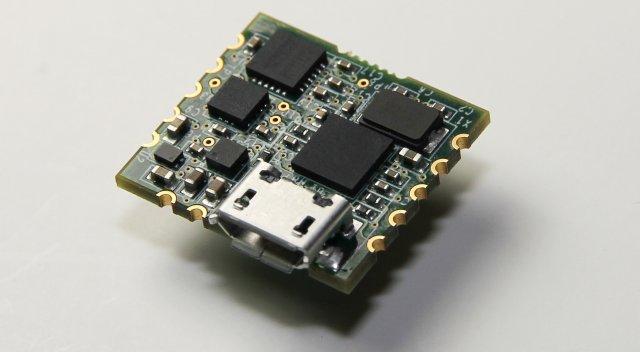 Sensor de Hillcrest Labs