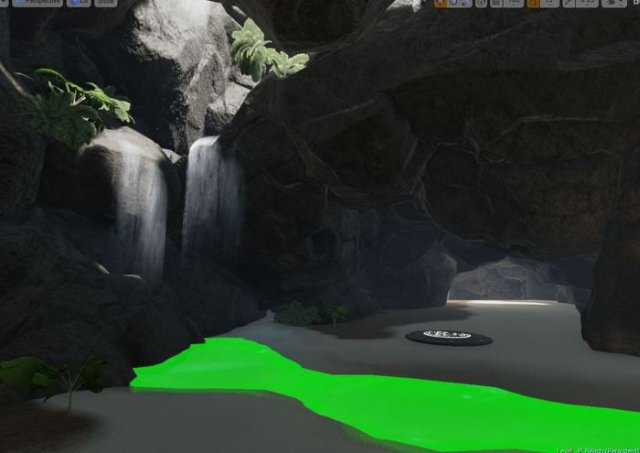 Playa de Xing en Unity Engine
