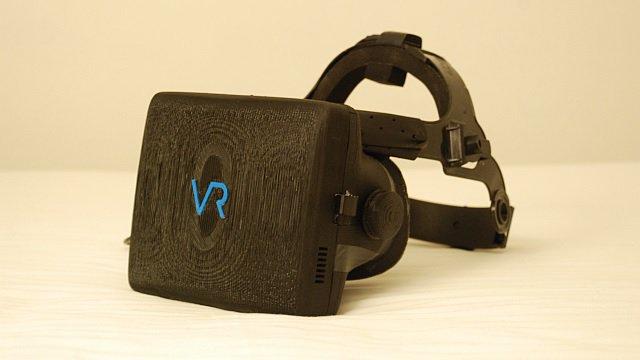 Prototipo de VReye Pro