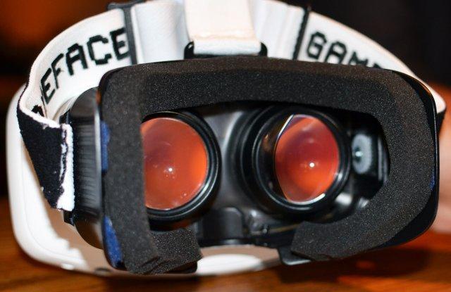 Prototipo Mark 5 de GameFace