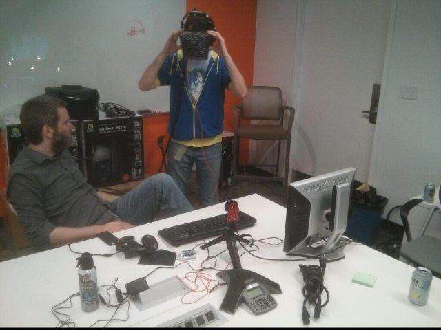 Nuevo prototipo de HMD de Valve