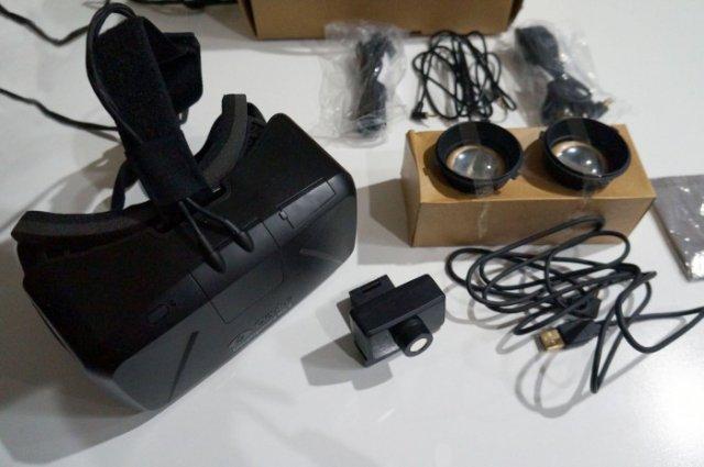 DK2 Unbox