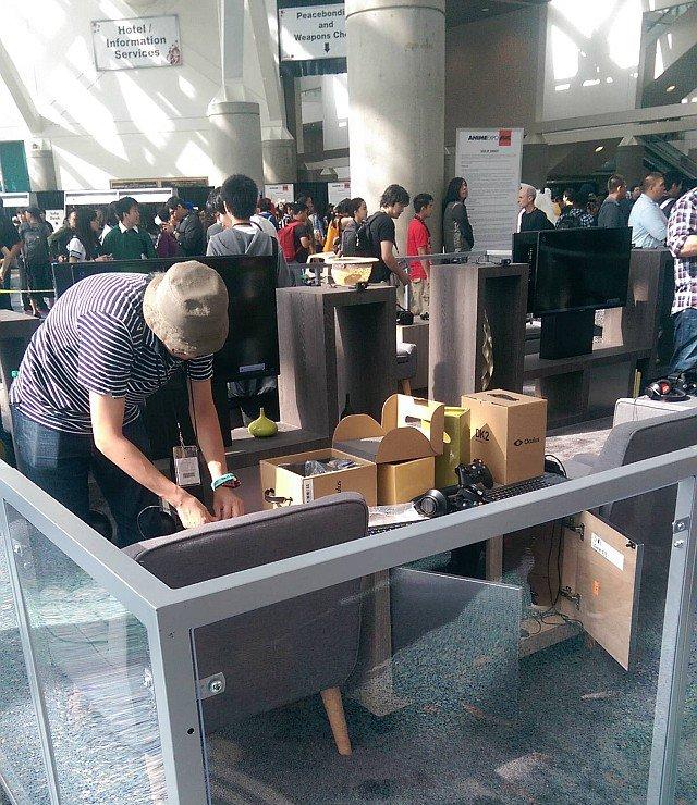 DK2 en la Anime Expo 2014