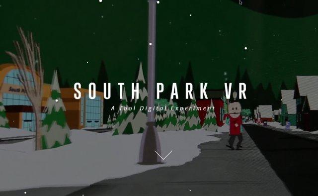 South Park VR