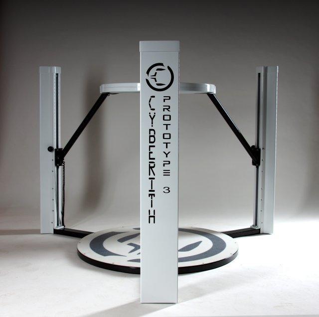 Prototipo 3 de Cyberith Virtualizer