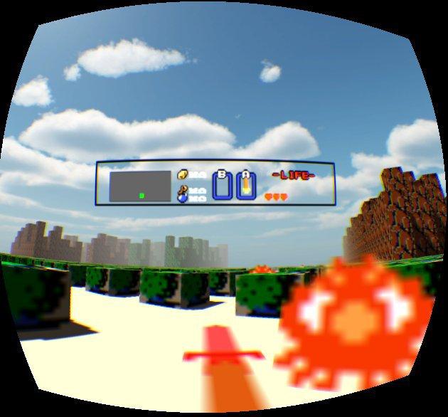 Zelda VR 2.0