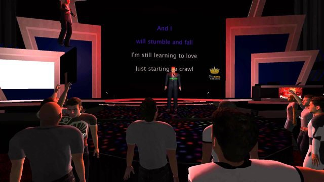Sala de Karaoke de RiftMax Theater