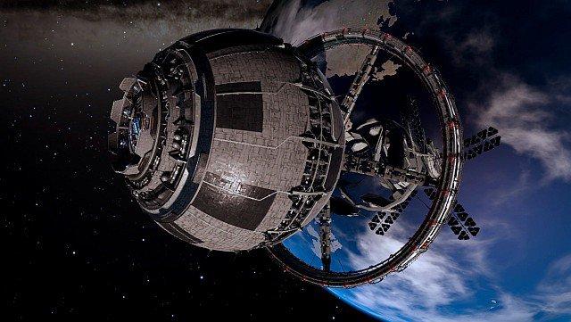 Estación espacial Ocellus