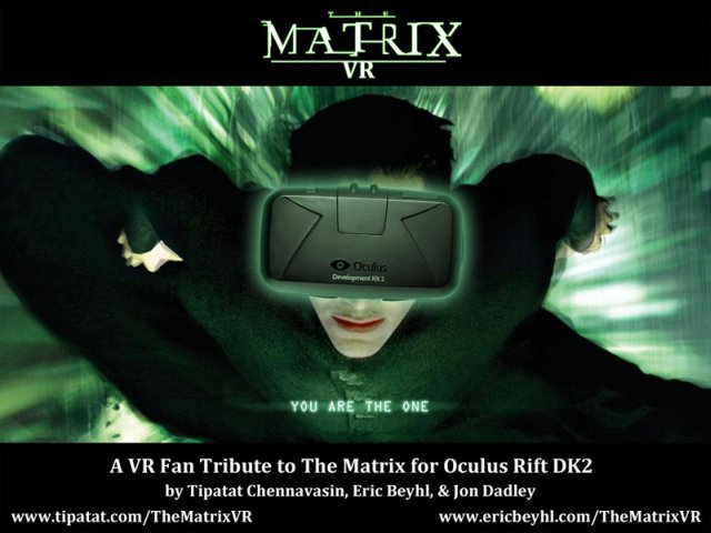 The Matrix VR