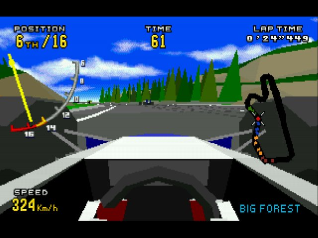 Virtua Racing