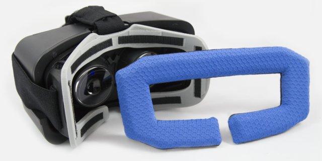 About Face en Oculus Rift DK2