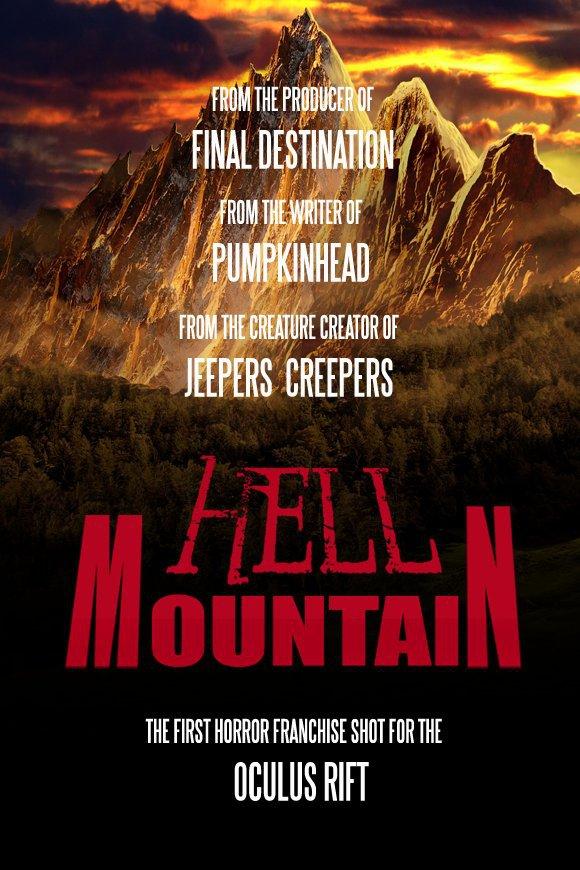 Póster de Hell Mountain