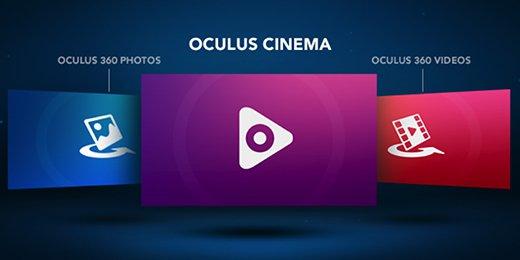 Apps de Oculus para Gear VR
