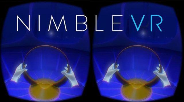 Ethereon con Nimble VR