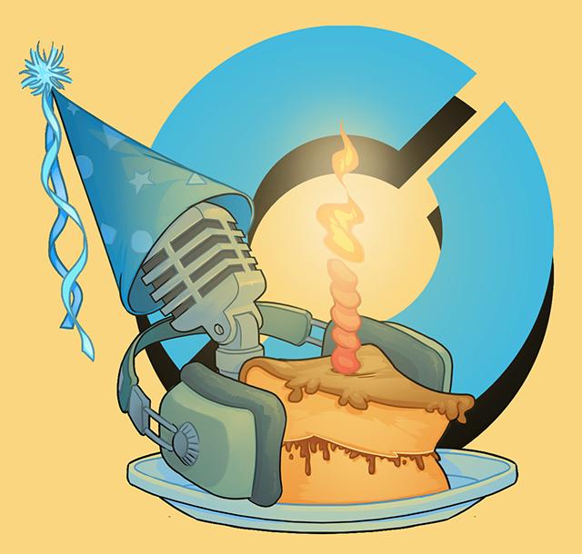 Primer aniversario del RoVCast