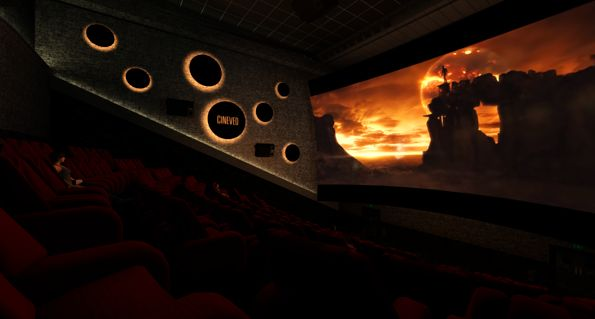 4D Theatre de Cineveo